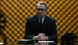 George Smiley in the film version of Tinker Tailor Soldier Spy